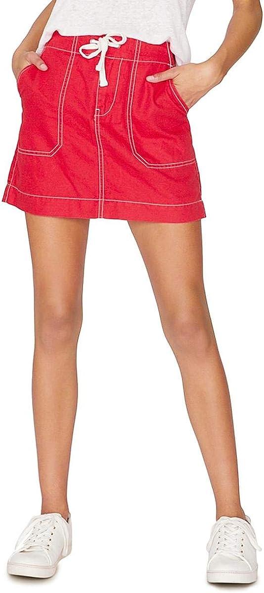 Sanctuary Clothing Womens Peace Mini Skirt