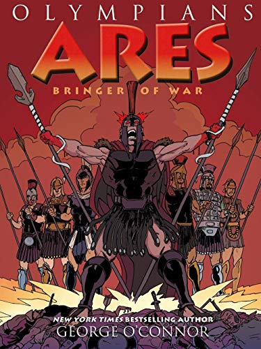 Olympians: Ares: Bringer of War