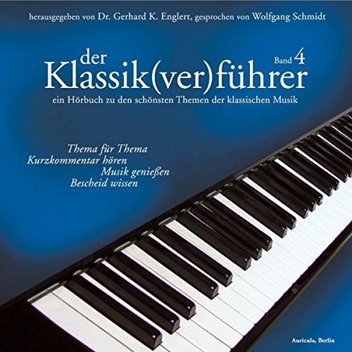 Der Klassik(ver)führer 4 audiobook cover art