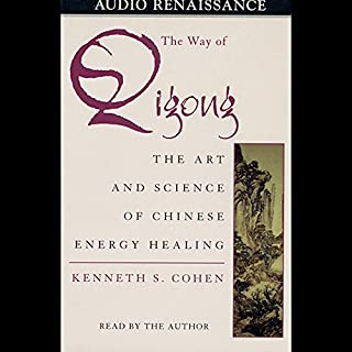 The Way of Qigong audiobook cover art