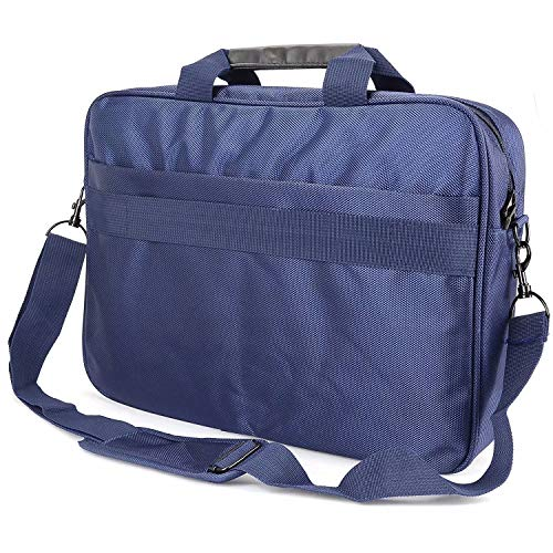 15.6 Inch Business Laptop Bag Fit for Dell Inspiron 15 3000 3180 3573 3580 3584 3585 3593 3595, Inspiron 15 5000 5570 5582 5584 5585 5593, Inspiron 15 7000 7580 7586 7590 7591, XPS 15 7590 9570 9575