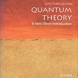 Quantum Theory audiobook cover art