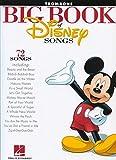 The Big Book Of Disney Songs Trombone Instrumental Folio Bk