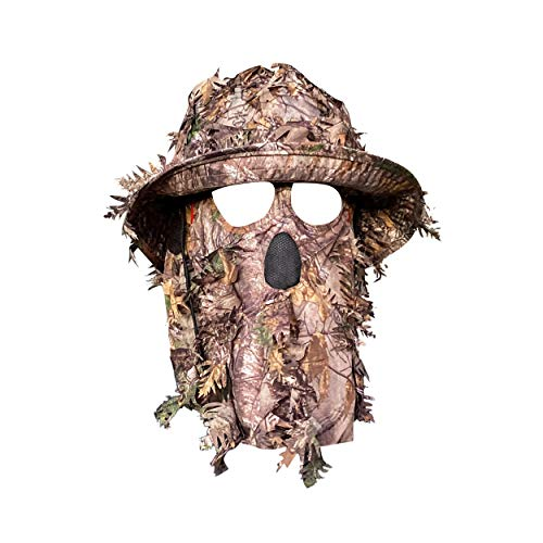 QuikCamo Realtree Xtra Camouflage 3D Leafy Bucket Hat...