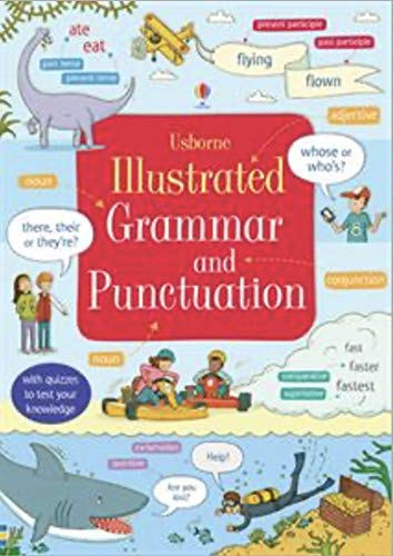 Compare Textbook Prices for Illustrated Grammar and Punctuation  ISBN 9780794536701 by Jane Bingham