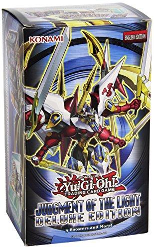 Jugement Yu-Gi-Oh anglais du Jugement de lumi?re de Monster Box monstre Light Box Deluxe Edition (japon d'importation)