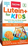 Jarrow Formulas Lutein+for Kids 60 Serving 0.51 fl oz (15ml)