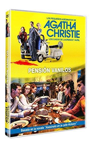 Los pequeños asesinatos de Agatha Christie: Pensión Vanilos [DVD]