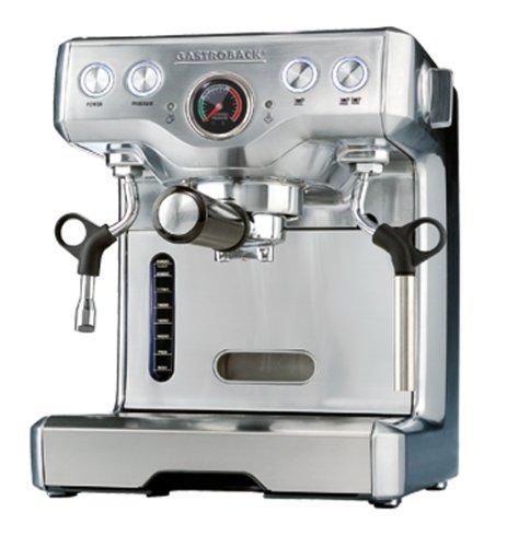 Gastroback 42610 Design Espresso Maschine Advanced Pro