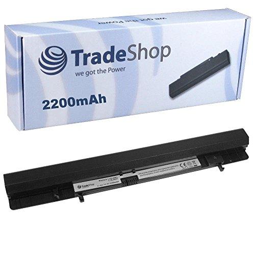 TradeShop Premium Li-Ion Akku, 14,4V/14,8V / 2200mah ersetzt IBM Lenovo 888015451 888015452 L12L4K51 L12M4A01 L12M4E51 L12M4K51 L12S4A01 L12S4E51 L12S4F01 L12S4K51 L12L4A01 für Lenovo IdeaPad Flex 15 15M 15AT 15D 15AP