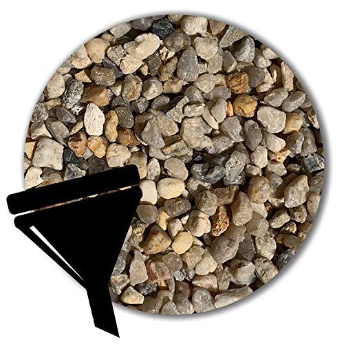 Aquagran 25 kg Filtersand Filterkies Filterquarzsand alle 16 Körnungen (4,0-8,0 mm)