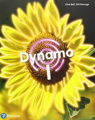 Dynamo 1 Pupil Book (Key Stage 3 French)