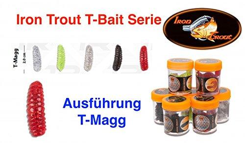 Sänger Top Tackle Systems Iron Trout T-Bait Serie (Forellenköder T-Magg / 2,0cm), Ködertyp:BL