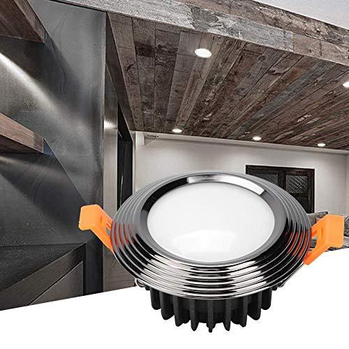 Aoutecen Faretto da Incasso Intelligente, faretto da Incasso a LED WiFi 7-8 cm Faretto da Incasso a...