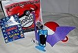 Burger King Pokemon Golbat Beanbag - 1999