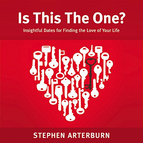 Is This The One? audiobook cover art