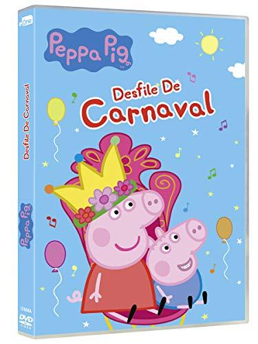 Peppa pig: Desfile de carnaval (DVD)