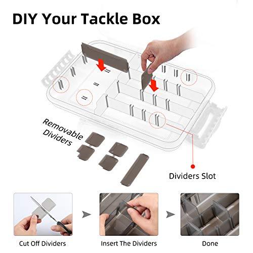 RUNCL Fishing Tackle Box