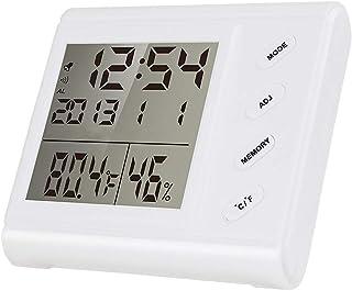 YIN YIN, higrómetro de la Temperatura, la electrónica de Alta precisión de Temperatura higrómetro de la Oficina del hogar ...
