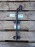 Pasador cerrojo rustico herraje puertas de madera