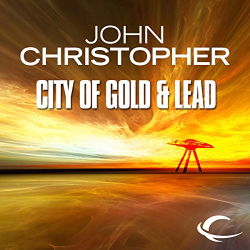 The City of Gold and Lead audiobook cover art