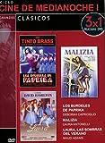 Los burdeles de Paprika / Malizia / Laura las sombras del verano