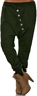 Women Girlfriend Hipsters Harem Pants Bloomers Baggy Pants Trousers by Limsea