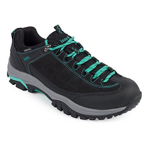 IZAS Shasta Chaussures Vert/Noir 42