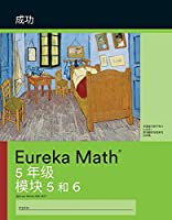 Simplified Chinese - Eureka Math Grade 5 Succeed Workbook #3 (Modules 5-6)