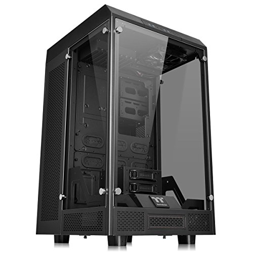Thermaltake The Tower 900 PC-Gehäuse schwarz