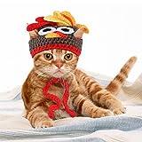 Legendog Cat Costume Turkey Hat Halloween...