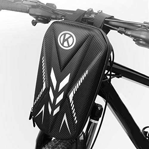 Stronrive Bolsa Trasera para Bicicleta Multifuncional, Bolsa Reflectante Resistente Al Agua, Bolsa De Almacenamiento Profesional para Bicicleta De Carretera