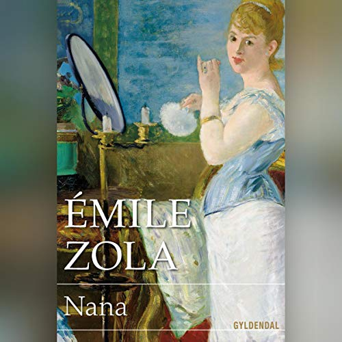Nana audiobook cover art