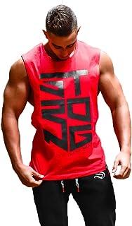 JUARI BE A GENTLEMEN Stringer Tank TOP Bodybuilding Gym Vest for Men