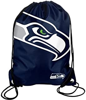 FOCO NFL unisex-adult Drawstring Backpack