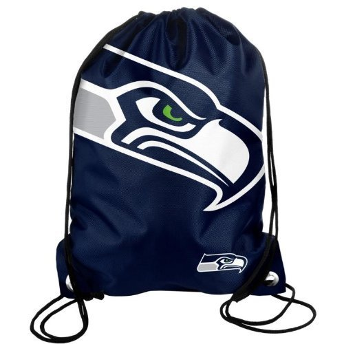 FOCO NFL Seattle Seahawks Drawstring Backpack