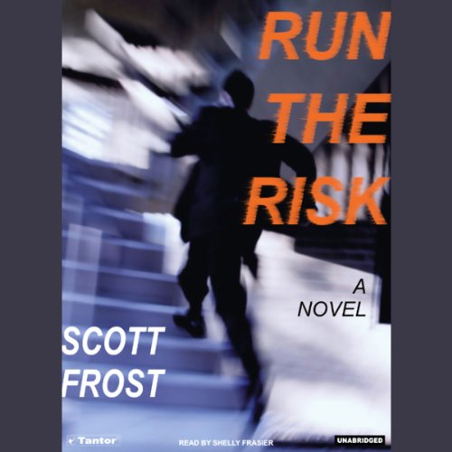 Run the Risk audiobook cover art