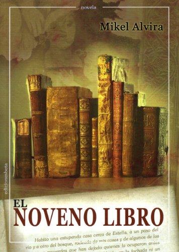 El noveno libro de Mikel Alvira