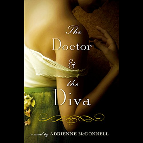 The Doctor and the Diva audiobook cover art
