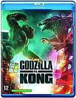 Godzilla vs Kong [Blu-Ray]