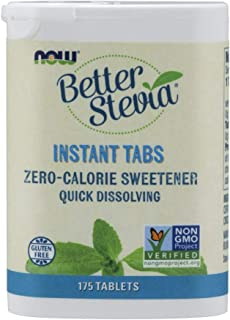 Now Foods Better Stevia Instant Tabs - 175 Tablets
