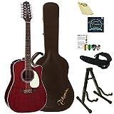 Takamine 12 String Acoustic-Electric Guitar, Right Handed (JJ325SRC-12-KIT-2)