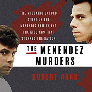 The Menendez Murders audiobook cover art