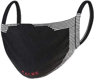FALKE Sportive Look 2-PACK Unisex Mondkapje 44802 Zwart 3009 black Polypropyleen - L