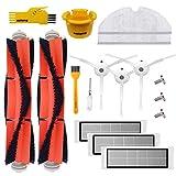 Accessory Kit for Xiaomi Mi Robot Roborock s50 s51 Xiaomi Mijia Robotic Vacuum Cleaner Replacement...