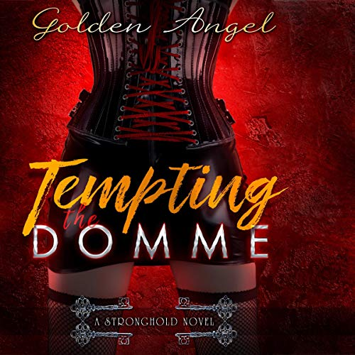 Tempting the Domme audiobook cover art