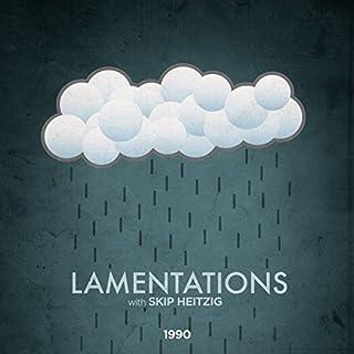 25 Lamentations - 1990 cover art