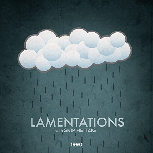 25 Lamentations - 1990 audiobook cover art