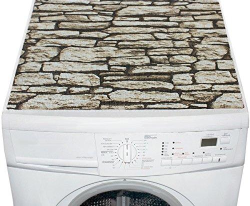 Friedola Waschmaschinenauflage Naturstein 60x60 cm - Made in Germany
