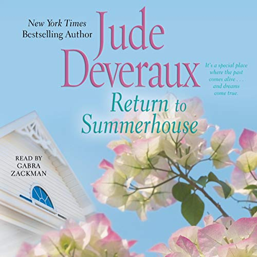 Return to Summerhouse audiobook cover art